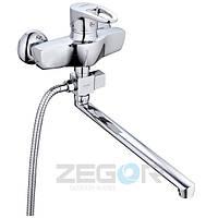 Смеситель для ванны Zegor GKE-A180