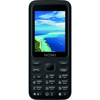 Мобільний телефон Nomi i2401+ Black
