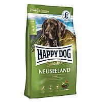 Сухой корм для собак с чувствительным пищеварением с мясом ягненка и рисом Happy Dog Neuseeland Х, КОД: