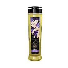 Массажное масло с возбуждающим ароматом экзотических фруктов Shunga Libido 240 мл - Love&Life