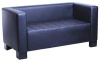 Офисный диван Кристалл трехместный кз Мадрас