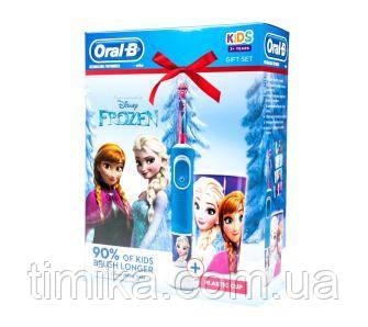Braun Oral-B Kids D100 Frozen гуртка