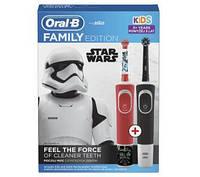 Braun Oral-B Family Edition: Kids Star Wars Vitality, фото 3