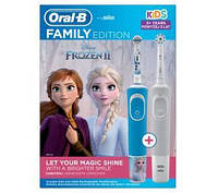 Braun Oral-B Family Edition: Kids Frozen 2 Vitality, фото 2