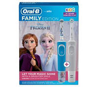 Braun Oral-B Family Edition: Kids Frozen 2 Vitality, фото 3