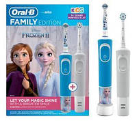 Braun Oral-B Family Edition: Kids Frozen 2 Vitality, фото 4