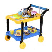 Игровой набор Сладости на липучках с сервировочным столиком SKL11-182853