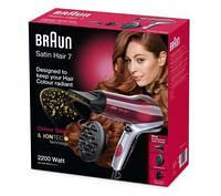 Braun Satin Hair 7 Колір HD770 DF, фото 5