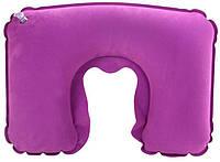 Подушка надувная Inflex для путешествий 2406 Сиреневый 940-02p, КОД: 1836576