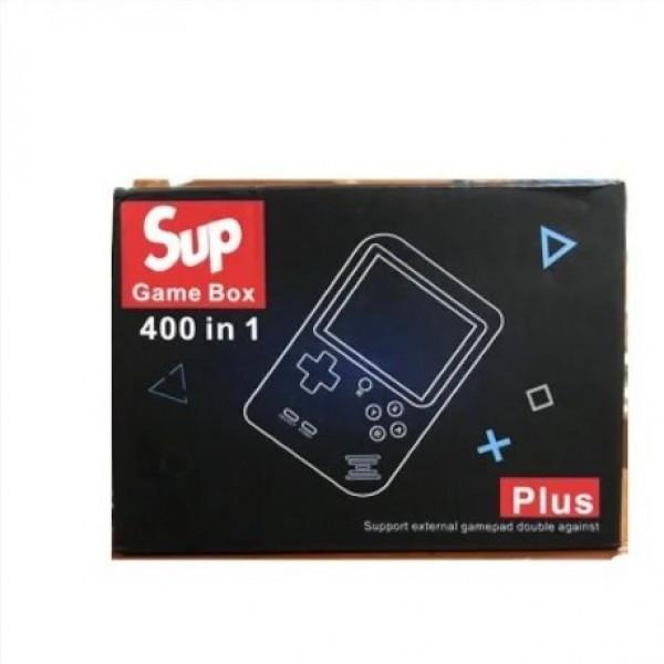 Ігрова приставка Game Box 400 в 1, ігрова консоль, ретро приставка