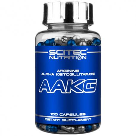 Предтренировочник Scitec Nutrition AAKG (100 caps)