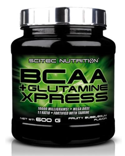 Scitec Nutrition BCAA+Glutamine Xpress (600 g)