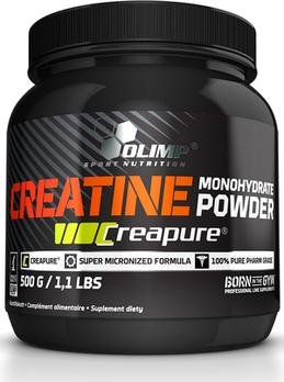 Креатин Olimp Monohydrate Creapure 500g