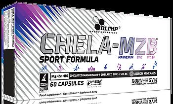 Витамины и Минералы Olimp Chela MZB Sport Formula 60 caps