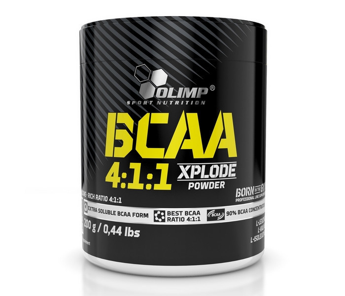 Olimp BCAA 4:1:1 Xplode 200 g