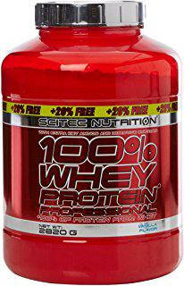 Протеин Scitec Nutrition Whey Protein Proffesional LS (2820 g)