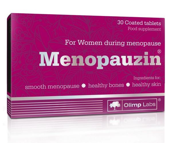Витамины и Минералы Olimp  Menopauzin 30 tab