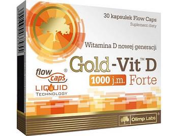 Витамины и Минералы Olimp Gold-Vit D Forte 30 caps