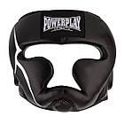 Боксерський шолом тренувальний PowerPlay 3066 PU + Amara Чорний M, фото 4