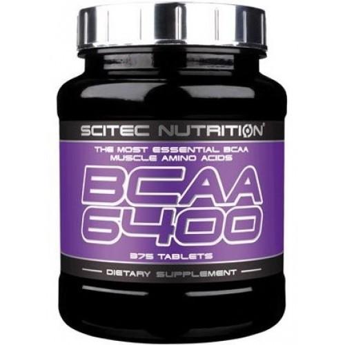 Scitec Nutrition BCAA 6400 (375 tabs)