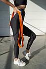Резина для тренировок CrossFit Level 2 Orange PS - 4052, фото 6