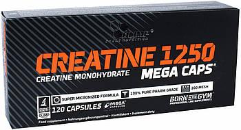 Креатин Olimp Creatine Mega Caps 1250 (120 caps)