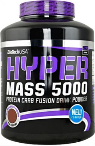 Гейнер BioTech Hyper Mass 5000 (2.27 kg)