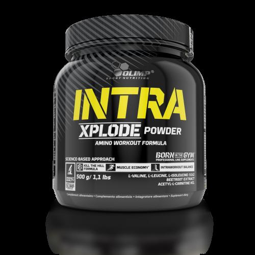 Аминокислоты  Olimp Intra Xplode Powder (500 g)