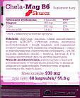 Витамины и Минералы Olimp Chela-Mag B6 Skurcz (60 caps), фото 2
