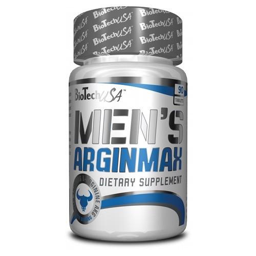 Витамины и минералы BioTech Men's Arginmax (90 tabs)
