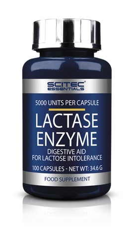 Витамины и минералы Scitec Nutrition Lactase Enzyme (100 caps)