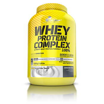 Протеин OLIMPWhey Protein Complex 100 %  1800 g+200 g