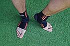Эластический Голеностоп Power System Ankle Support Evo PS-6022 L Black/Orange, фото 7