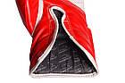 Боксерські рукавиці PowerPlay 3019 Червоні 16 унцій, фото 3