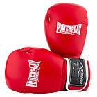 Боксерські рукавиці PowerPlay 3019 Червоні 16 унцій, фото 7