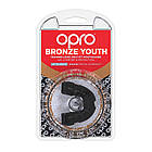 Капа OPRO Junior Bronze Black (art.002185001), фото 8