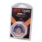 Капа OPRO Junior Bronze UFC Hologram Black (art.002264001), фото 7