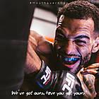 Капа OPRO Junior Gold UFC Hologram Black Metal/Gold (art.002260001), фото 7