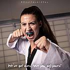 Капа OPRO Snap-Fit UFC Hologram White (art.002257002), фото 7