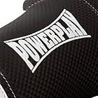 Боксерські рукавиці PowerPlay 3011 Чорно-Білі карбон 12 унцій, фото 2