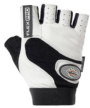 Рукавички для фітнесу і важкої атлетики Power System Flex Pro PS-2650 XXL White