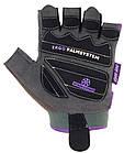Перчатки для фитнеса и тяжелой атлетики Power System Woman's Power PS-2570 M Purple, фото 2