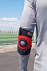 Налокотник Power System Neo Eibow Support PS-6011 M Black/Red, фото 5