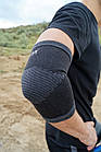 Налокотник Power System Elbow Support PS-6001 L Black/Grey, фото 4