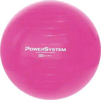 Мяч для фитнеса и гимнастики Power System PS-4012 Pro Gymball 65 cm Pink