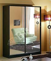 Шкаф-Купе 2 двери зеркало Комфорт №15