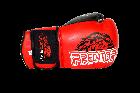 Боксерські рукавиці PowerPlay 3006 Червоні 14 унцій, фото 2