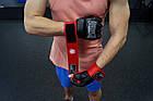 Рукавички для MMA PowerPlay 3058 Чорно-Червоні XL, фото 6