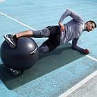 Мяч для фитнеса и гимнастики Power System PS-4018 85cm Black, фото 7
