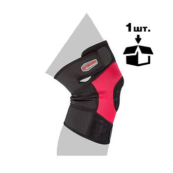 Наколінник Power System Neo Knee Support PS-6012 L Black/Red